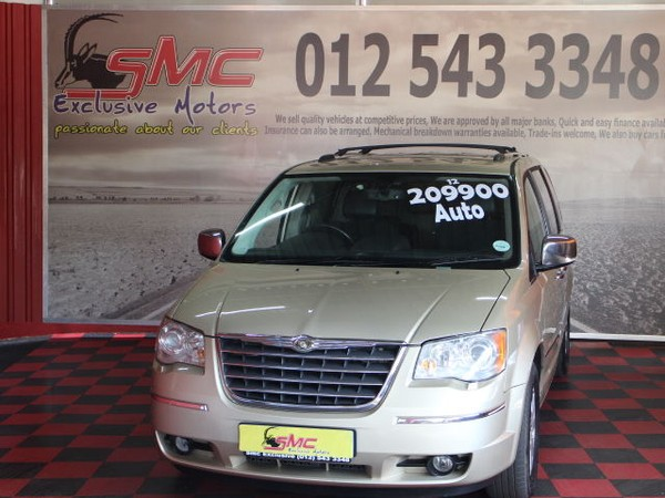 2012 Chrysler Grand Voyager 3.8 Limited At  Gauteng Pretoria_0