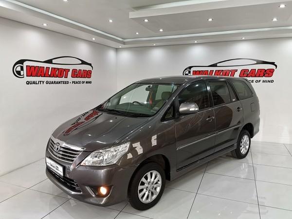 2012 Toyota Innova 2.7 Vvti 7 Seat  Kwazulu Natal Newcastle_0