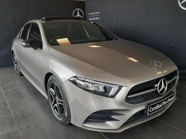2020 Mercedes-Benz A-Class A200 4-Door Limpopo Tzaneen_0