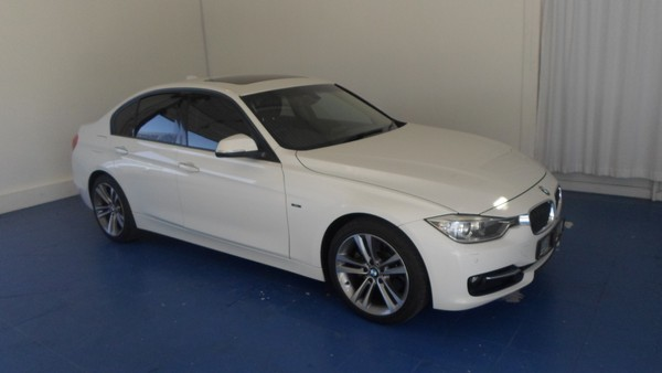 2012 BMW 3 Series 328i Sport Line At f30  Western Cape Cape Town_0