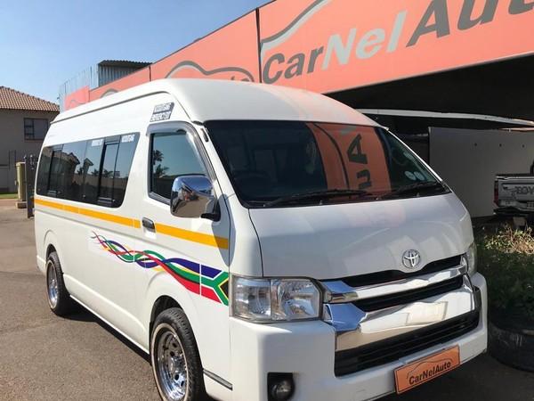 2016 Toyota Quantum 2.5 D-4d Sesfikile 16s  Gauteng Pretoria_0