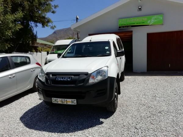 2015 Isuzu KB Series 250 D-TEQ Fleetside Safety Single cab Bakkie Western Cape Villiersdorp_0