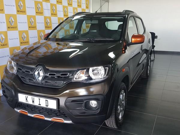 2020 Renault Kwid 1.0 Climber 5-Door Western Cape Paarl_0