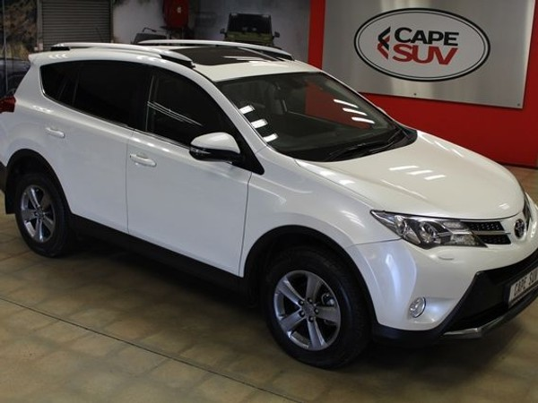 2014 Toyota Rav 4 2.2D VX Auto Western Cape Brackenfell_0