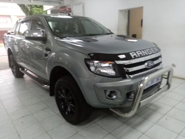 2012 Ford Ranger 3.2tdci Xlt 4x4 At Pu Dc  Gauteng Johannesburg_0