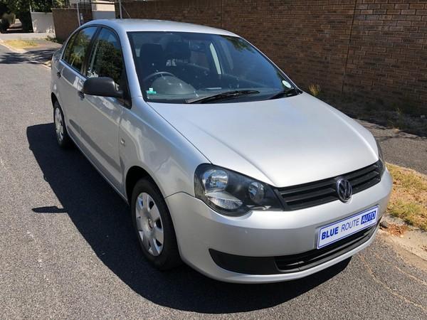 2013 Volkswagen Polo Vivo 1.4 Trendline Western Cape Cape Town_0
