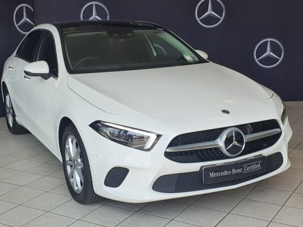 2019 Mercedes-Benz A-Class A200 4-Door Gauteng Johannesburg_0