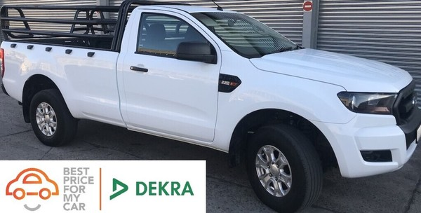 2018 Ford Ranger 2.2TDCi XL Single Cab Bakkie Western Cape Goodwood_0