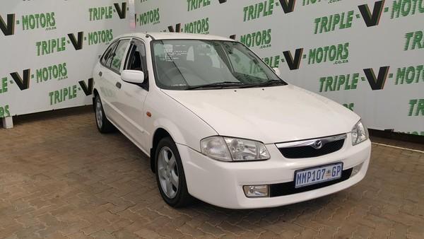 2001 Mazda Etude 160ise 5dr  Gauteng Pretoria_0