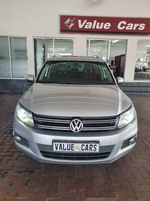 2012 Volkswagen Tiguan 2.0 Tdi Sprt-styl 4mot Dsg  Mpumalanga Secunda_0