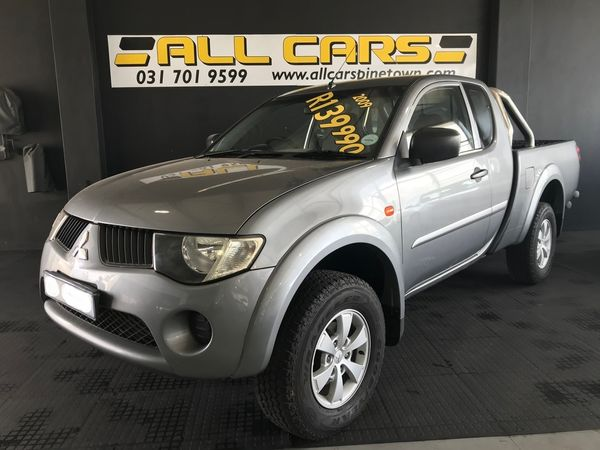 2009 Mitsubishi Triton 2.5 Di-d Club Cab Pu Sc  Kwazulu Natal Pinetown_0
