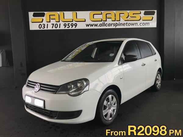 2014 Volkswagen Polo Vivo GP 1.4 Conceptline Kwazulu Natal Pinetown_0