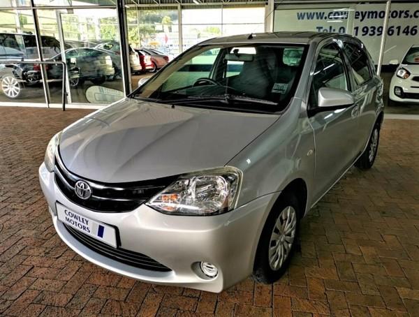 2016 Toyota Etios 1.5 Xi 5dr  Western Cape Parow_0