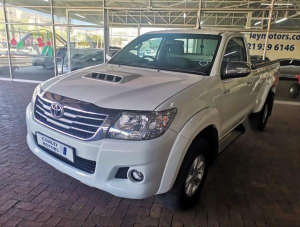 2014 Toyota Hilux 3.0 D-4d Raider 4x4 Pu Sc  Western Cape Parow_0