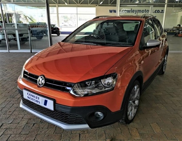 2019 Volkswagen Polo Vivo 1.6 MAXX 5-Door Western Cape Parow_0