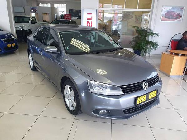 2013 Volkswagen Jetta Vi 1.2 Tsi Trendline  Mpumalanga White River_0