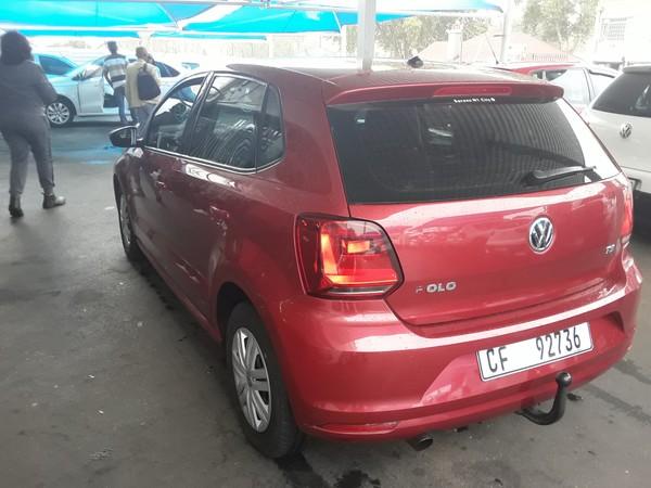 2015 Volkswagen Polo 1.2 TSI Highline 81KW Gauteng Johannesburg_0