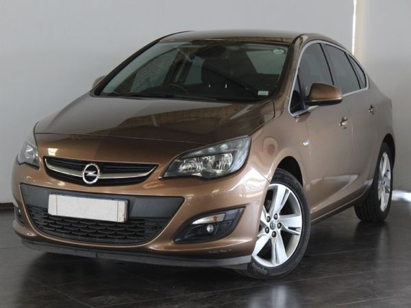 2016 Opel Astra 1.4T Enjoy Auto Gauteng Boksburg_0