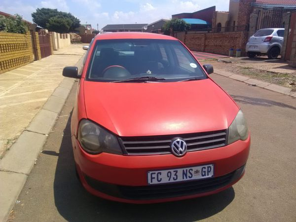 2012 Volkswagen Polo Vivo 1.4 Gauteng Germiston_0