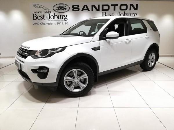 2016 Land Rover Discovery Sport Sport 2.2 SD4 SE Gauteng Rivonia_0