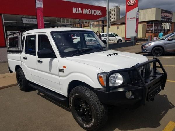 2016 Mahindra Scorpio 2.2 CRDe mHAWK 4X4 Double cab bakkie Kwazulu Natal Pietermaritzburg_0