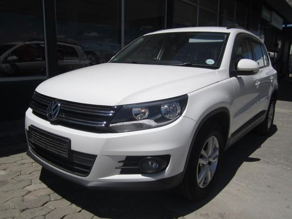 2014 Volkswagen Tiguan 1.4 TSI BMOT TREN-FUN DSG 118KW Free State Kroonstad_0
