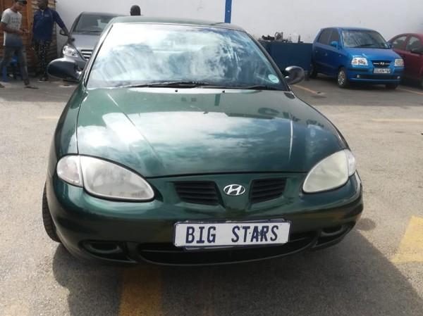 2000 Hyundai Elantra 1.6 Gl  Gauteng Johannesburg_0
