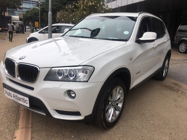 2012 BMW X3 Xdrive28i Exclusive At  Western Cape Cape Town_0