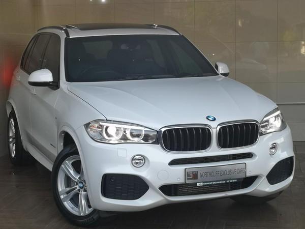 2016 BMW X5 3.0D M-SPORT AUTO  Gauteng Randburg_0