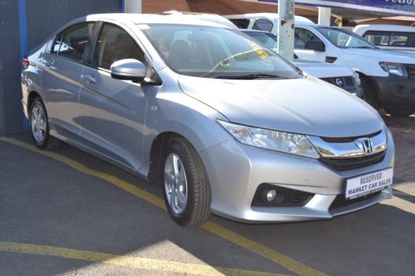 2015 Honda Ballade 1.5 Elegance Gauteng Johannesburg_0