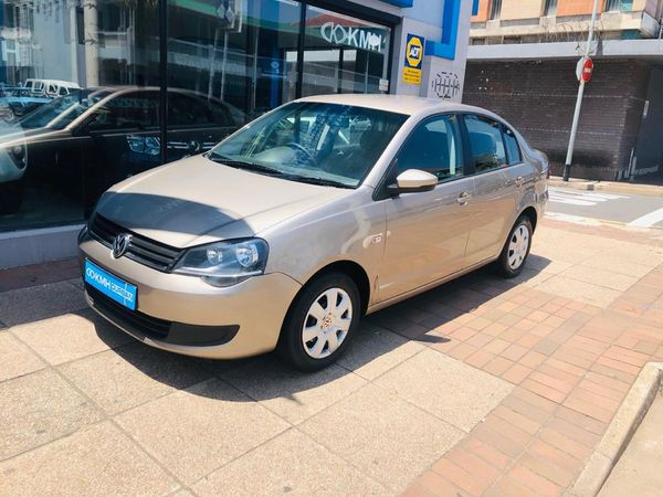 2015 Volkswagen Polo Vivo 1.4 Trendline Kwazulu Natal Durban_0