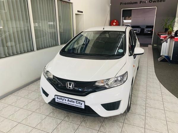2016 Honda Jazz 1.2 Comfort Eastern Cape Port Elizabeth_0