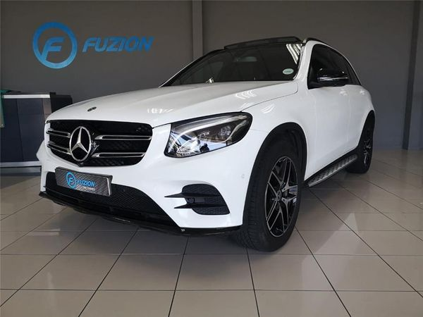 2018 Mercedes-Benz GLC 250d AMG Western Cape Parow_0