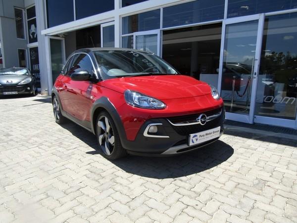 2016 Opel Adam 1.0T Rocks 3-Door Gauteng Sandton_0