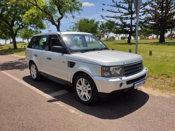 2006 Land Rover Range Rover 4.2 V8 Sc  Gauteng Pretoria West_0