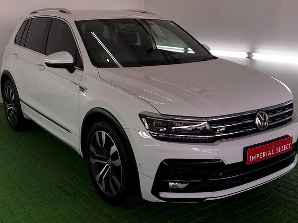 2018 Volkswagen Tiguan 2.0 TDI Highline 4Mot DSG Mpumalanga Nelspruit_0