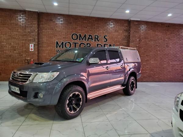 2012 Toyota Hilux 3.0d-4d Raider Rb At Pu Dc  Mpumalanga Witbank_0