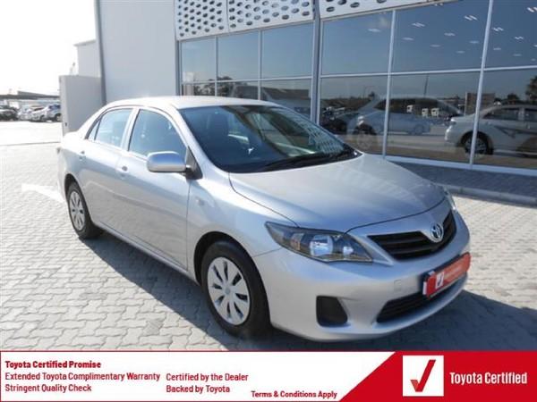 2020 Toyota Corolla Quest 1.6 Auto Eastern Cape Port Elizabeth_0