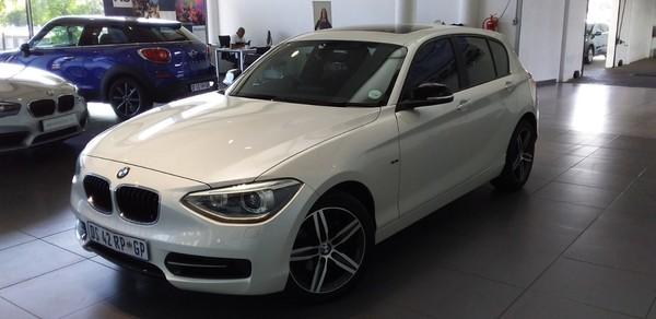 2015 BMW 1 Series 118i 5dr At f20  Gauteng Roodepoort_0