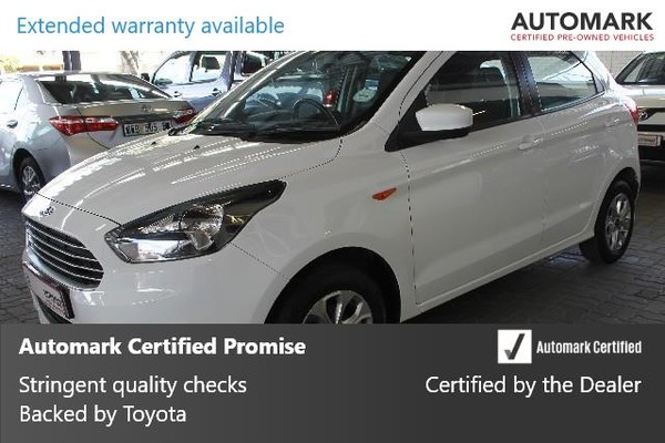 2019 Ford Figo 1.5Ti VCT Ambiente 5-Door Eastern Cape King Williams Town_0