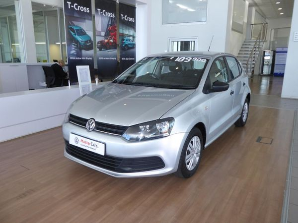 2019 Volkswagen Polo Vivo 1.4 Trendline 5Dr Mpumalanga Ermelo_0