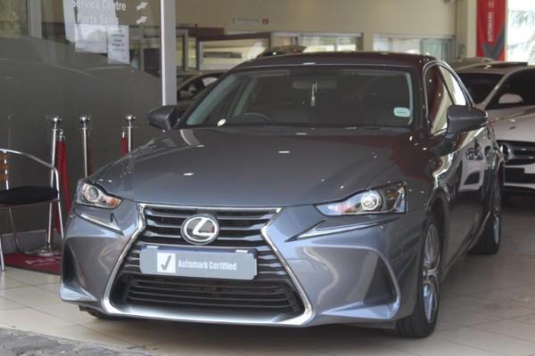 2018 Lexus IS 200T EX Gauteng Johannesburg_0