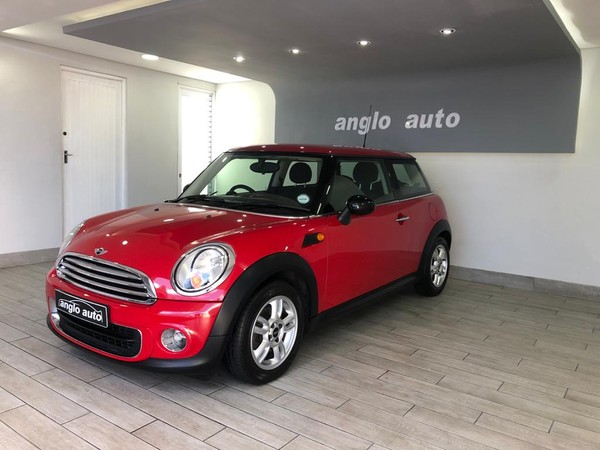 2012 MINI Cooper 1 R36 MANUAL Western Cape Athlone_0