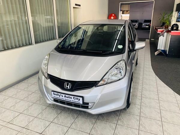 2013 Honda Jazz 1.3 Trend  Eastern Cape Port Elizabeth_0