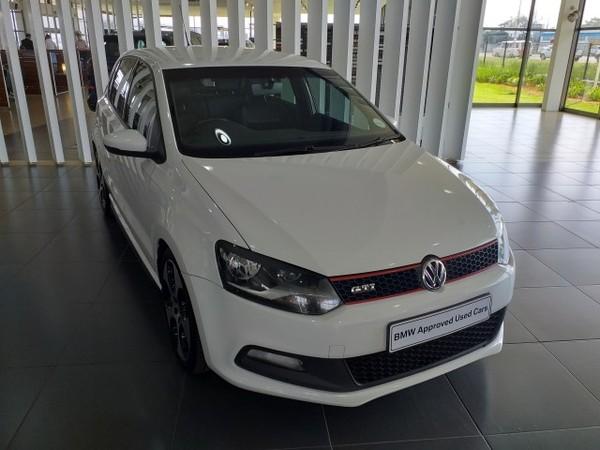 2013 Volkswagen Polo Gti 1.4tsi Dsg  Gauteng Vereeniging_0