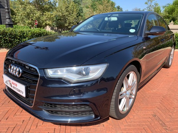 2014 Audi A6 2.0 Tdi Multitronic  Gauteng Pretoria_0