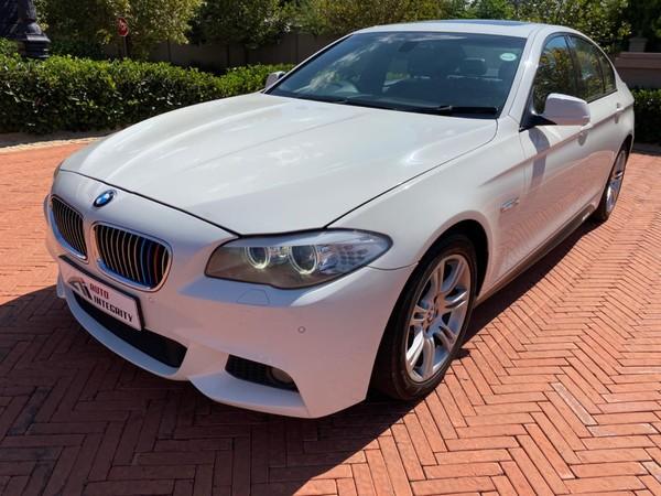 2012 BMW 5 Series 520i At M-sport f10  Gauteng Pretoria_0