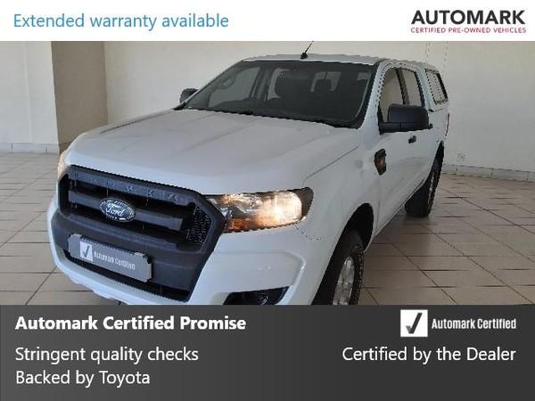 2016 Ford Ranger 2.2TDCi XL 4X4 Double Cab Bakkie Mpumalanga Ermelo_0
