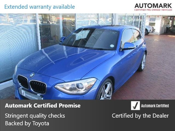 2015 BMW 1 Series 125i Sport Line 3dr At f21  Western Cape Tokai_0