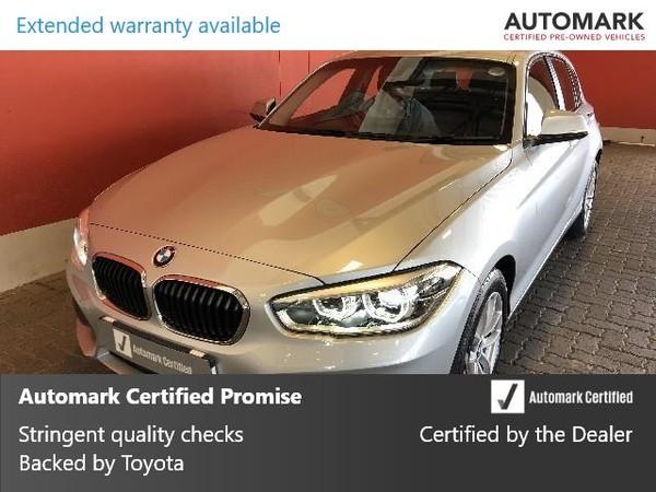 2018 BMW 1 Series 118i 5DR Auto f20 Free State Bloemfontein_0
